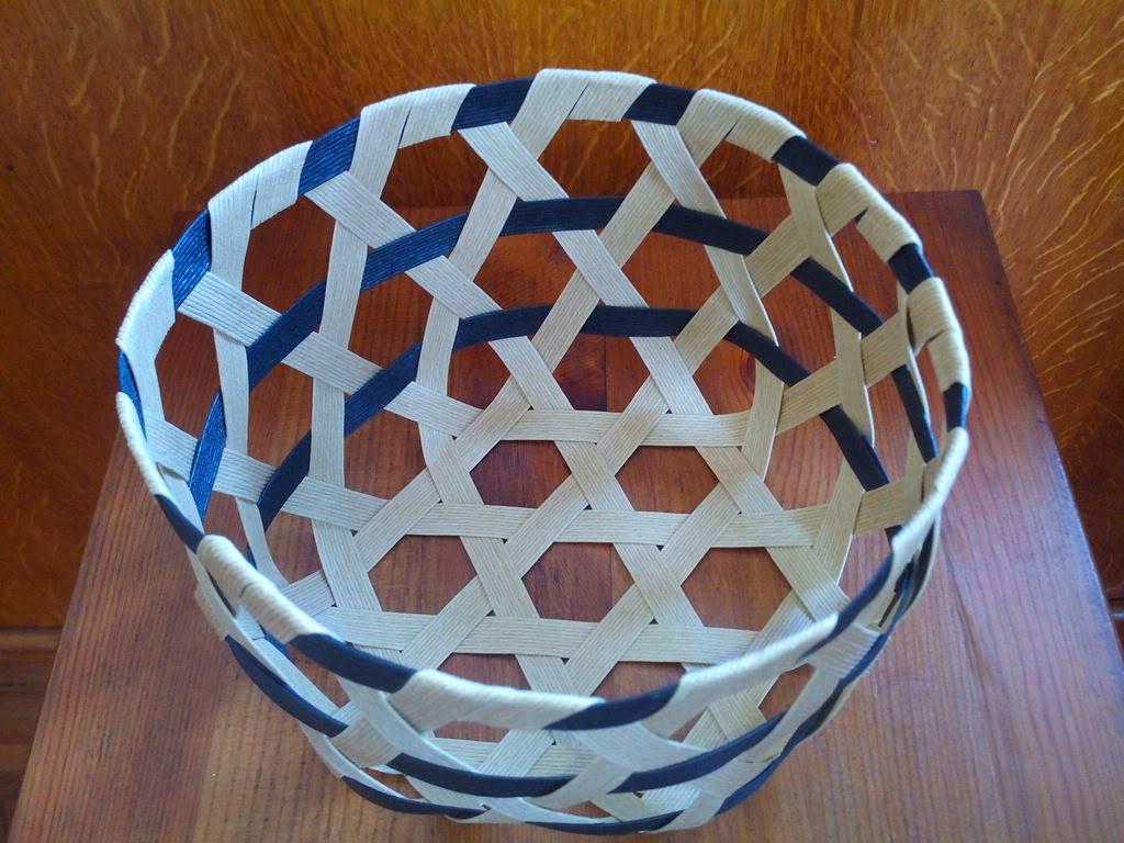 corbeille baloo spirale vannerie. Black Bedroom Furniture Sets. Home Design Ideas
